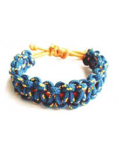 Bracelet sport cordes tressées