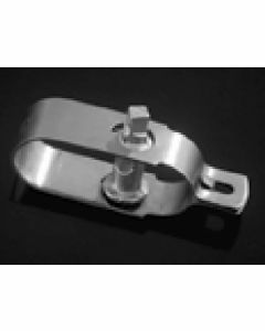 Tendeur inox - axe galva  33,5x99 mm
