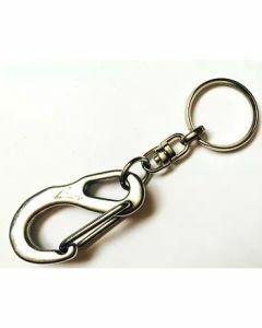 Porte-clés avec mousqueton