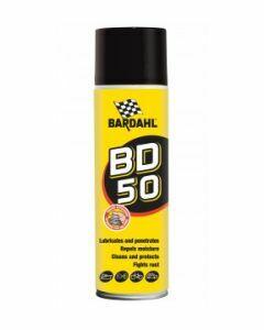 BD 50, dégrippant multifonctions, 5 en 1, aérosol 500 ml