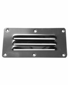 Grille d' aération rectangle A4