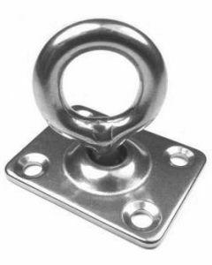Pontet avec anneau émérillon A2