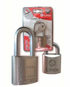Cadenas en laiton inoxydable Nautic en Blister