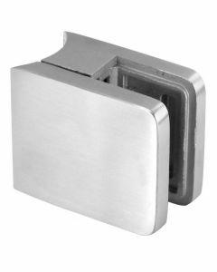 Pince à verre carré, pour tube, 48x46 inox