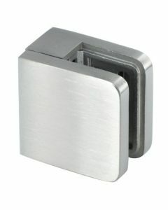 Pince à verre carré, profil plat, 48x46