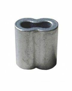 Manchon nicopress cuivre galvanisé