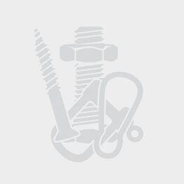 Pince à verre carré, profil plat, 48x45