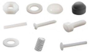 Visserie nylon (plastique)