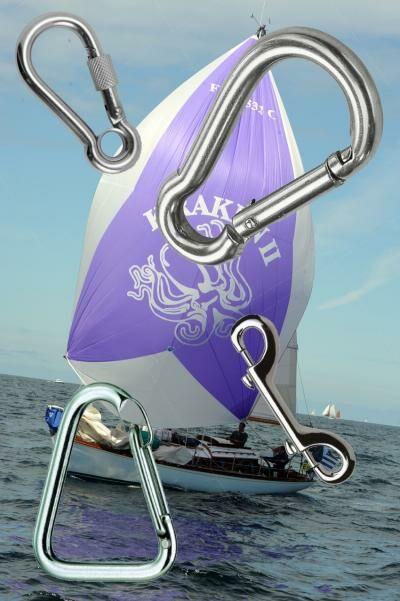 Comment choisir un mousqueton pour son bateau ?